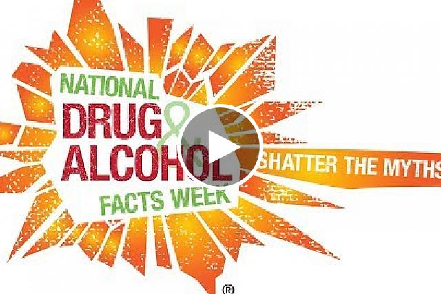 National Drug and Alcohol Facts Week® press release video, introduced by NIDA Director, Dr. Nora Volkow.