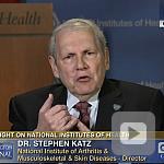 video screenshot of Dr. Stephen Katz.