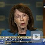 video screenshot of Dr. Patricia Grady.