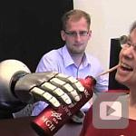 Thought control of robotic arms using the BrainGate system
